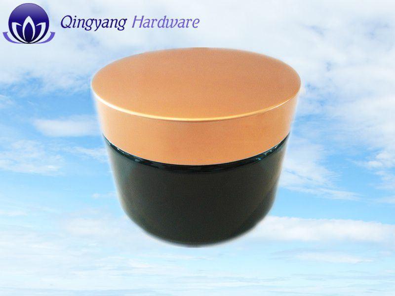 Metal Aluminum Cap for Cream Jar Glass Bottle