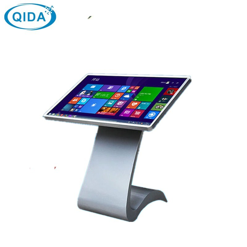 Customized Indoor Outdoor Touch Screen Signage Advertising LCD Display Kiosk for Restaurant