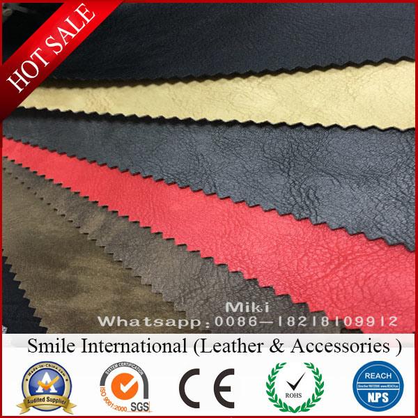 Hot Sales Semi-PU Leather, Classical Leather