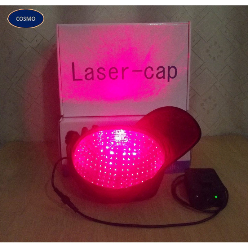 Hands Free Laser Light Therapy Hair Regrowth Rejuvenation System