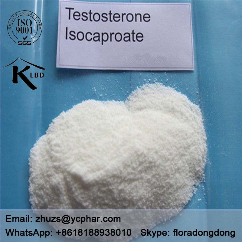 Anabolic Steroid Testosterone Isocaproate for Increasing Weight and Gaining Strength