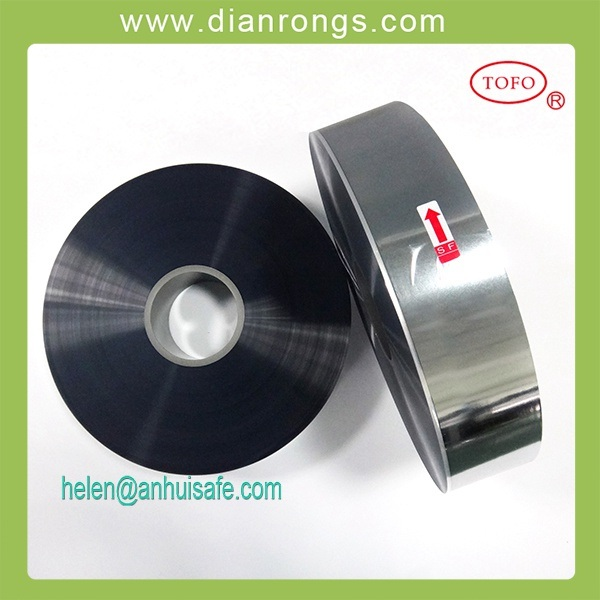 Capacitor Metallized Film Thickness 4um 5um 6um 7um 8um 9um