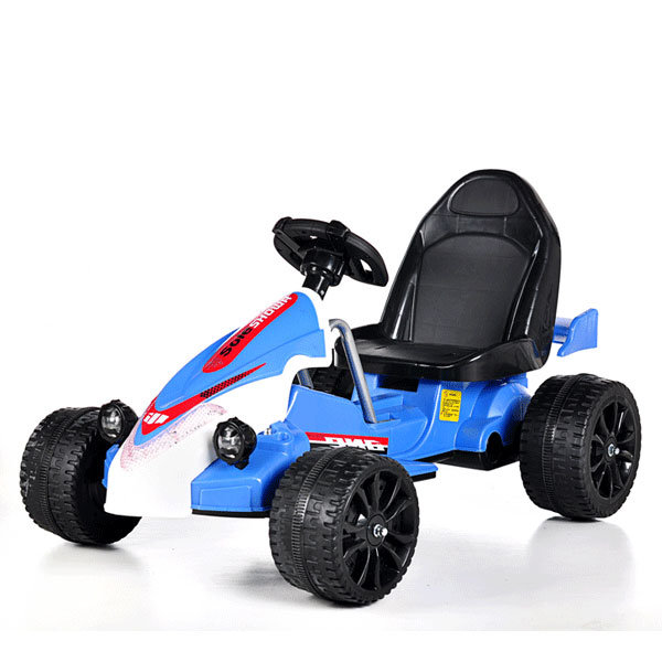 Electric Ride-on Children′s Toy Car- Blue Kart