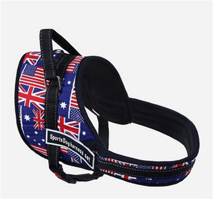 Metal Dog Harness
