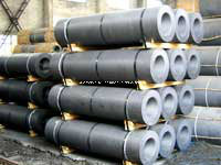 Graphite Electrode Dia100, 150, 250, 300, 350, 400mm