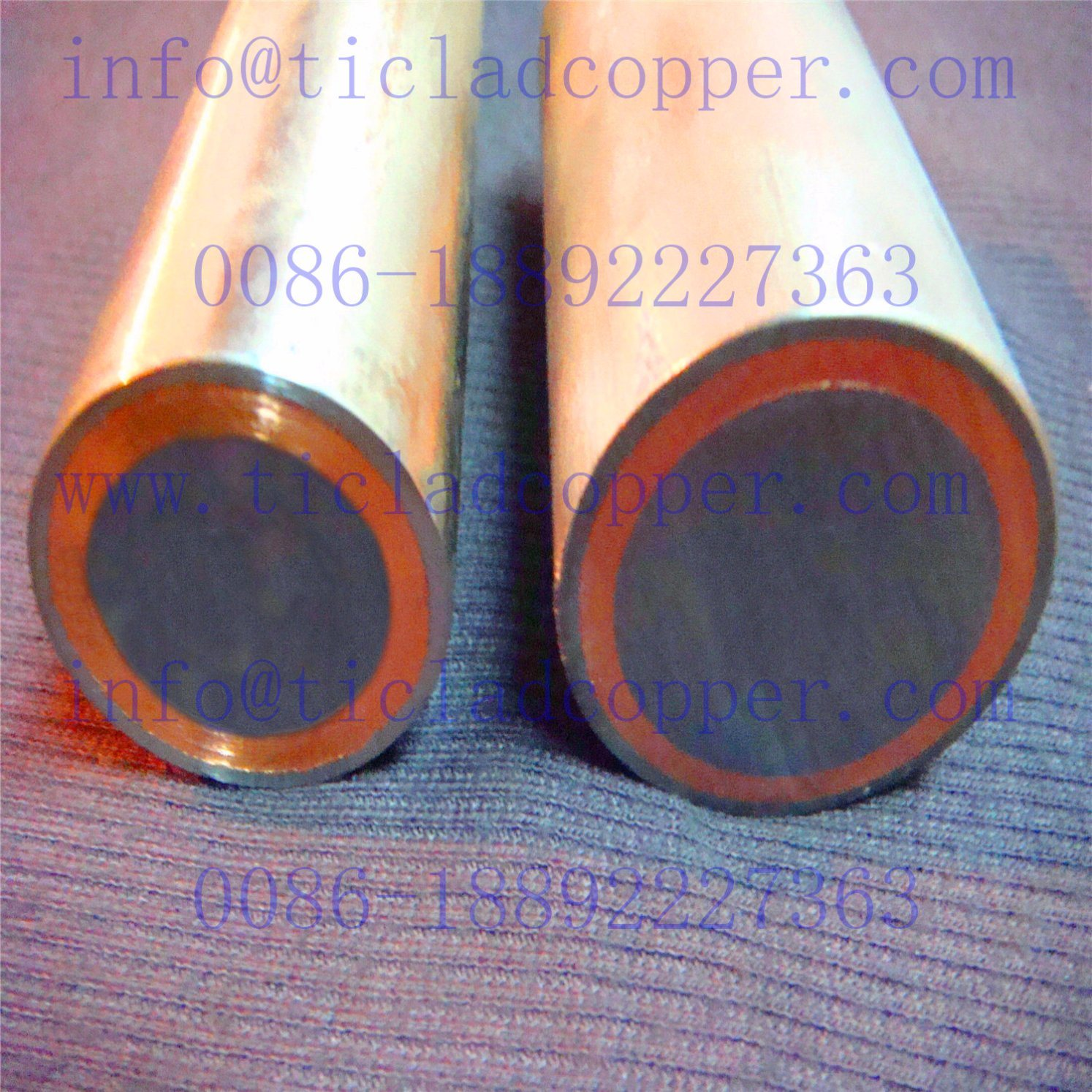 Nickle Clad Copper Conductive Bus Bar Anode for Printed Circuit Board/Electrolyzing