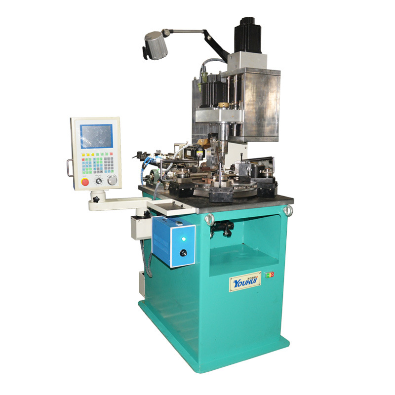 Coil Winding Machine with CNC Control System