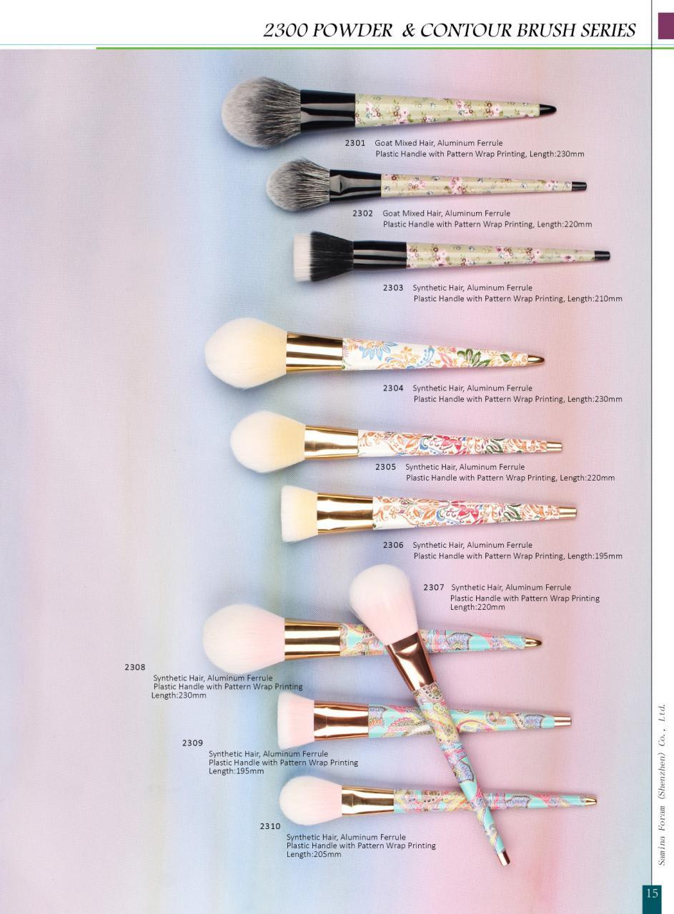 High Quality Cheek Powder Makeup Cosmetic Brush