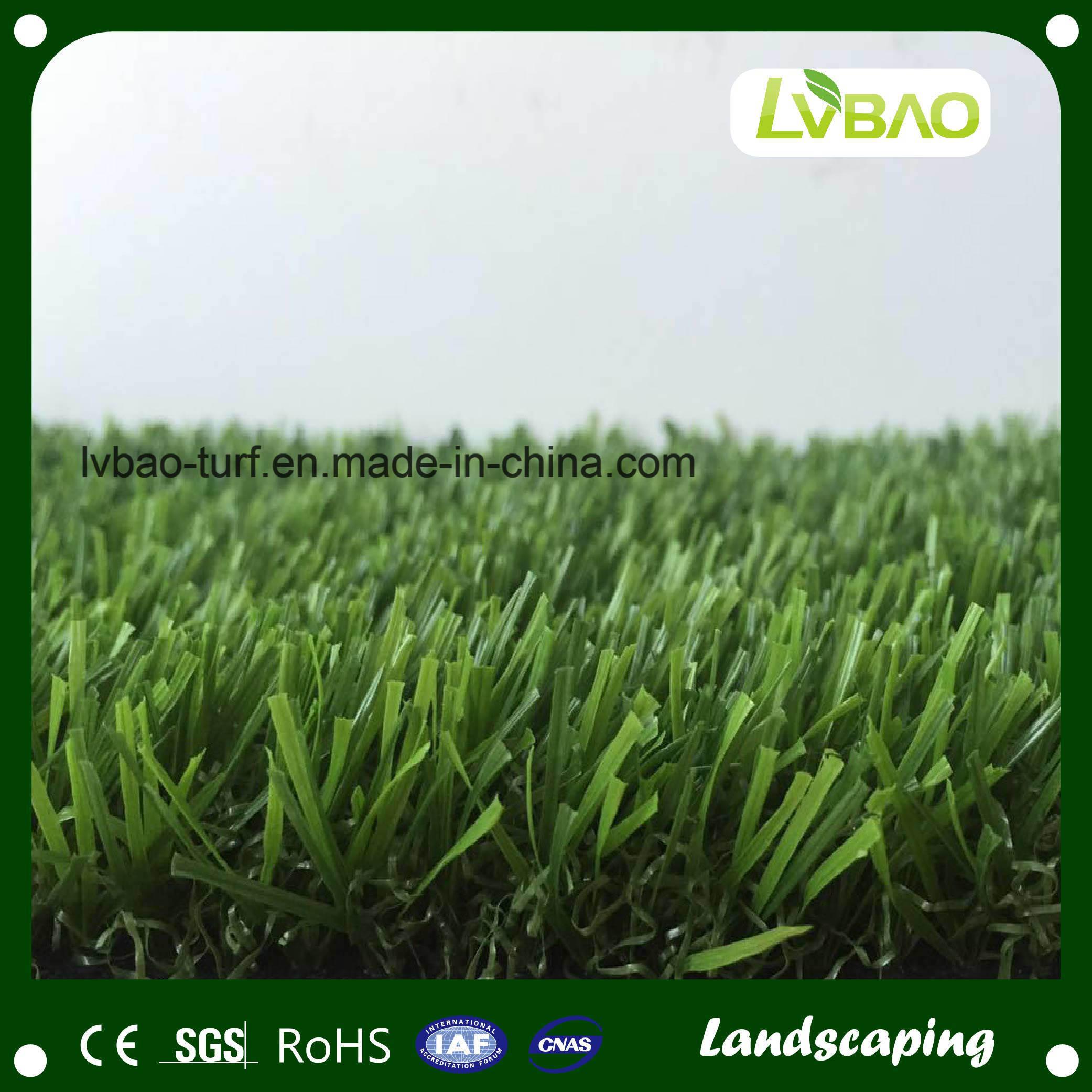 Landscape Four Color Hiqh Quality Artificial Grass