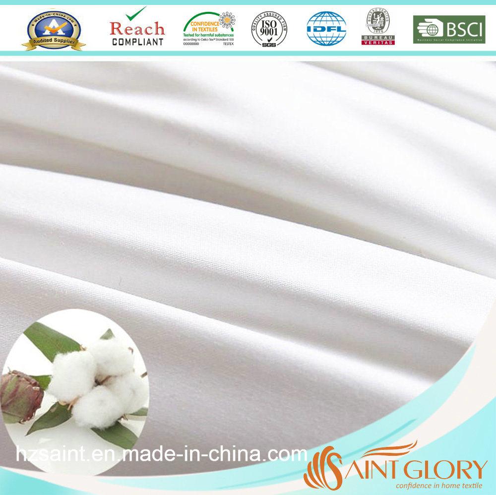 100% Poly Fiber Hotel White Comforter