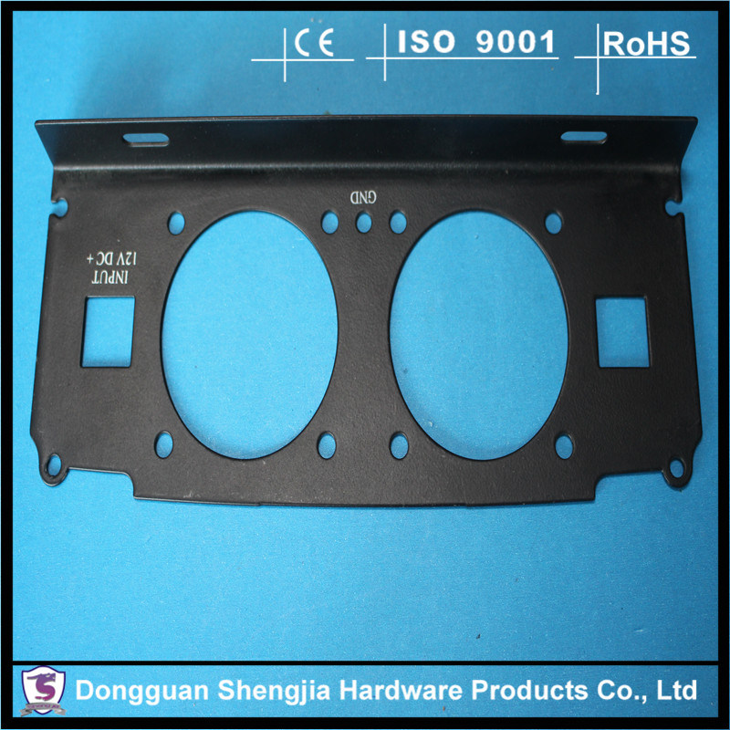 China Cabinet Components Custom/OEM Steel Sheet Metal Stamping Product
