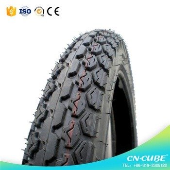 "Bike Spare Parts Rubber Mountain Bicycle Tire (12""-26"") China Factory Wholesale"