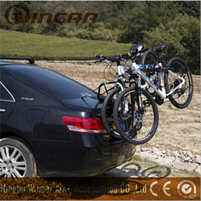 Mounted 3-Bike Car Rack Car Bicycle Carrier (S067D)