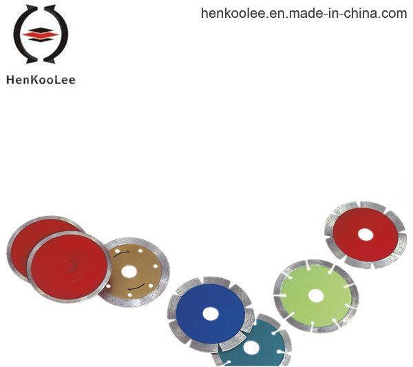 Diamond Cutting Disc (Dry Cutter & Wet Cutter)