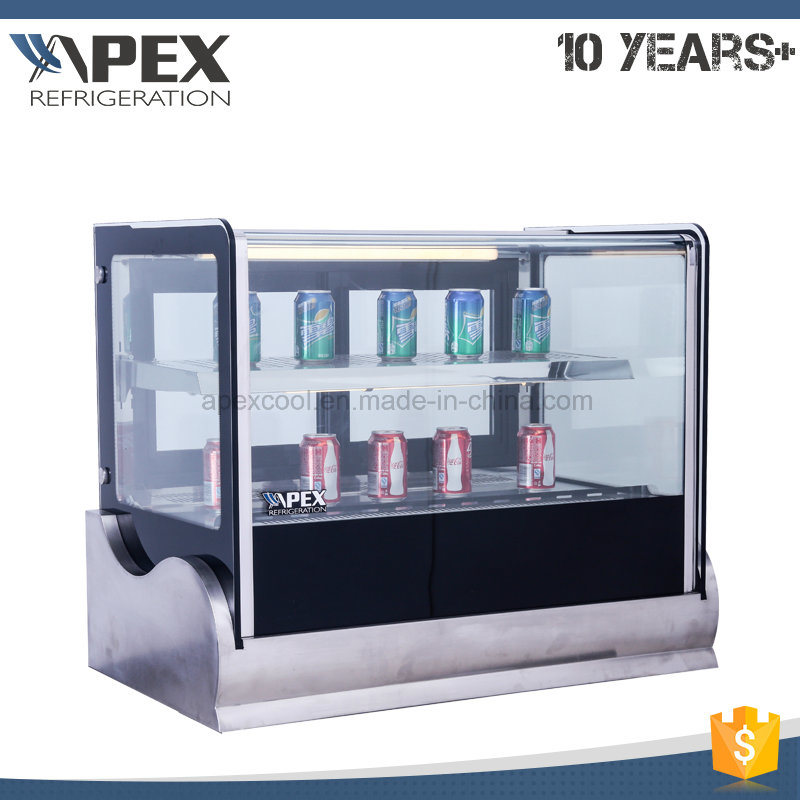 High Quality Standard Table Top Cake Cooler Refrigerator