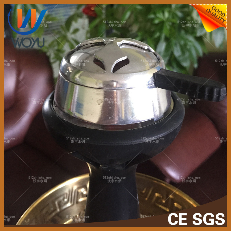 Selling New Glass Silicone Cyclone Cigarette Butts The High Borosilicate Glass Bowl Yanju Hookah Smoke Accessories