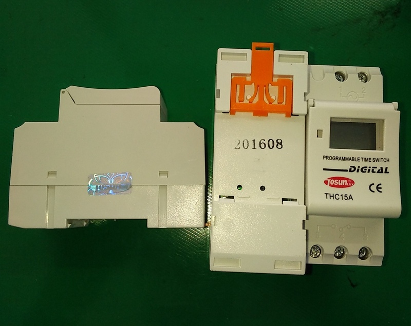 Digital Timer Time Relay Time Switch