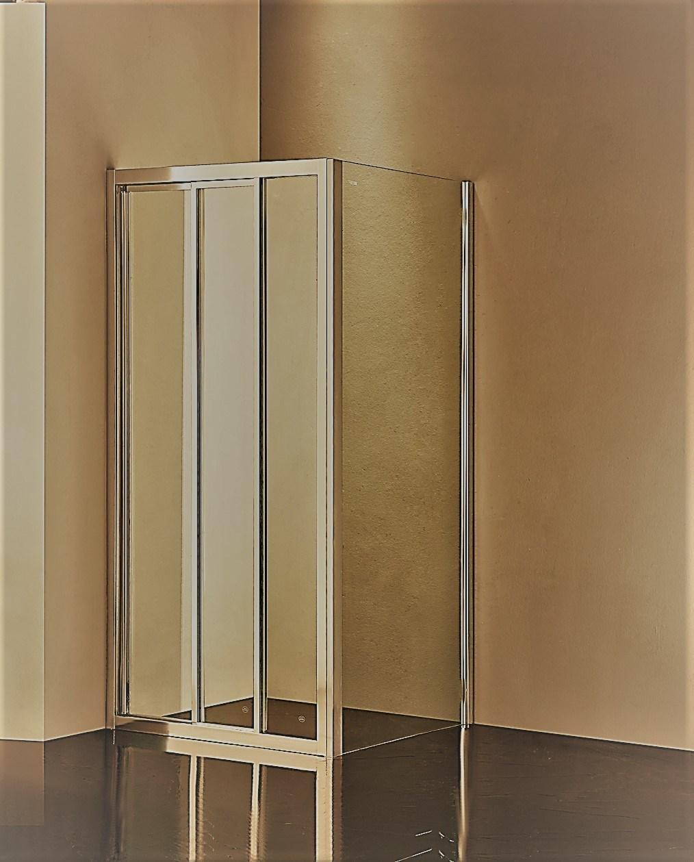 Hr-P037 Profile Handle Sliding Shower Door