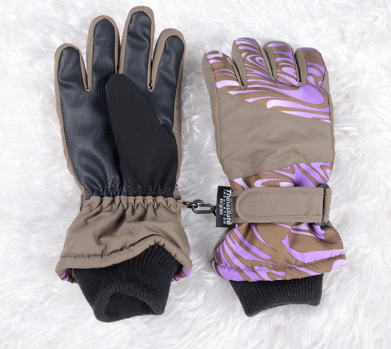 Kids Ski Glove/ Five Finger Glove/ Children Ski Glove/Children Winter Glove/Detox Glove/Okotex Glove/Mitten Ski Glove/Mitten Winter Glove
