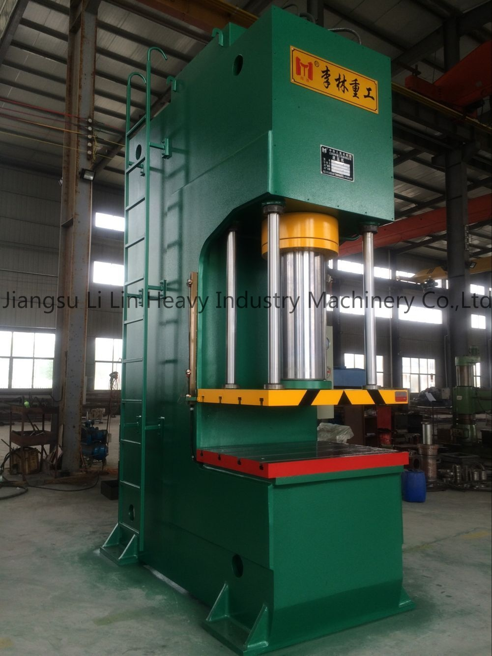 Single Column Hydraulic Press (straightening and mounting) Yll30-315