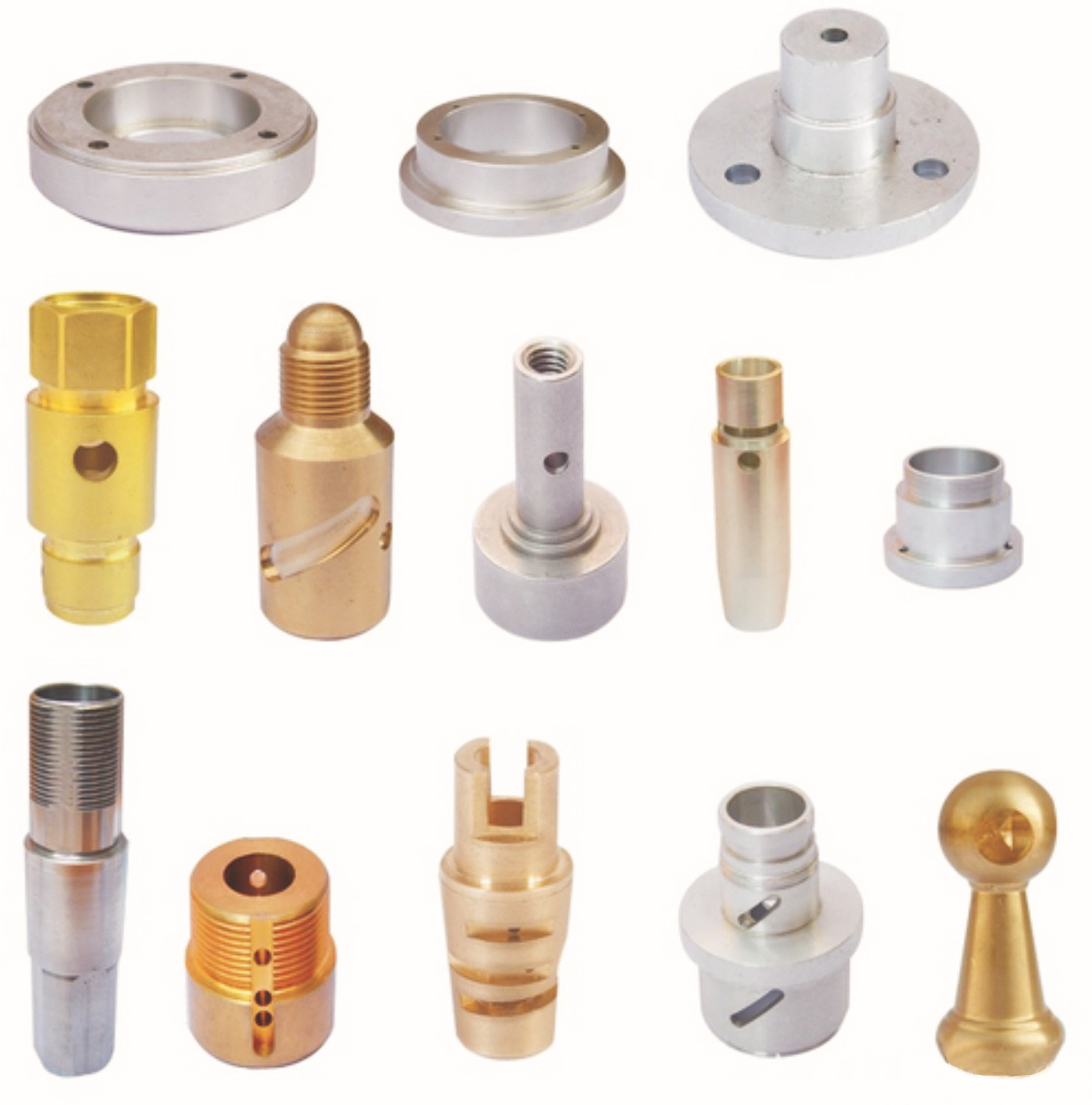 High Precision CNC Machining Parts with Factory Cost