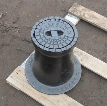 Ductile Iron Cast Iron Surface Box