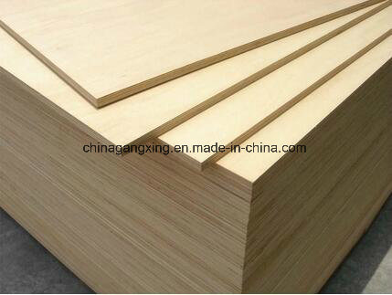 Commercial Plywood for Wardobe Furniture and Construction Usage
