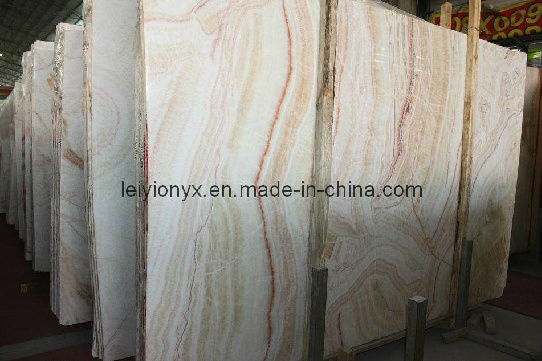 Chinese Red Dragon Onyx Natural Stone