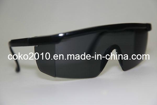 ANSI Z87 and En166 Black Color Gk-Ktj Safety Glasses