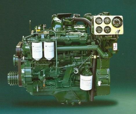 53kw~120kw Marine Engine (YC6B/YC6J)