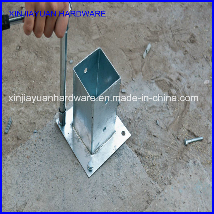 Professional Supplier Galvanized Concrete Pole Anchor, Ground Anchor
