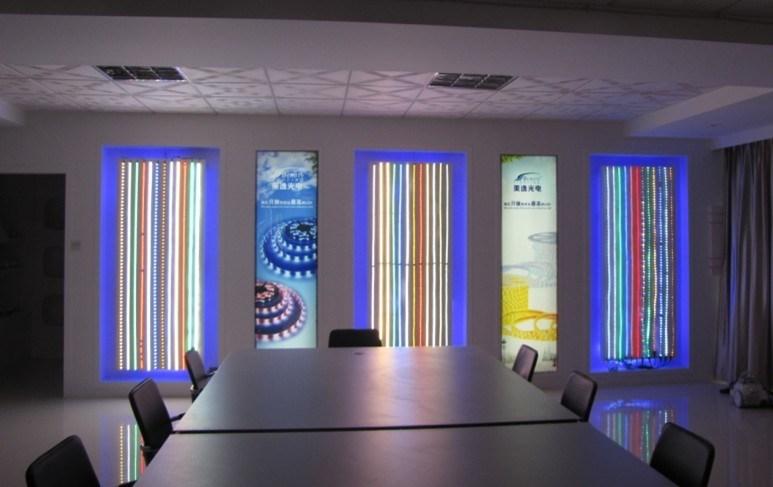 LED 230V / 110V 5050SMD ETL LED Strip Light