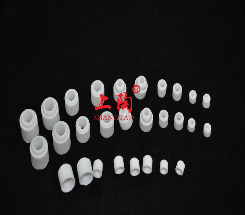 Steatite Ceramic Interlocking Insulating Beads