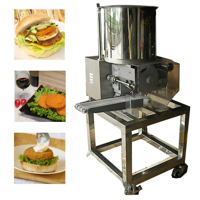 hamburger pattie machine