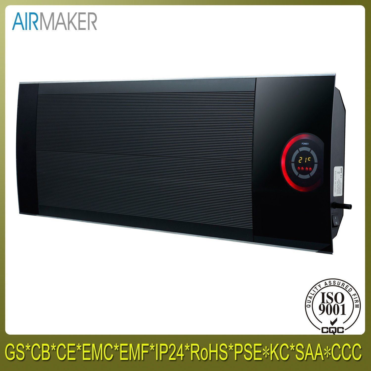 Energy Saving Electric Far Infrared Radiant IR Heater