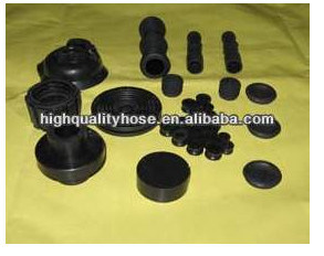 Chinese Cheapeast Silicon Molded Auto Rubber Part