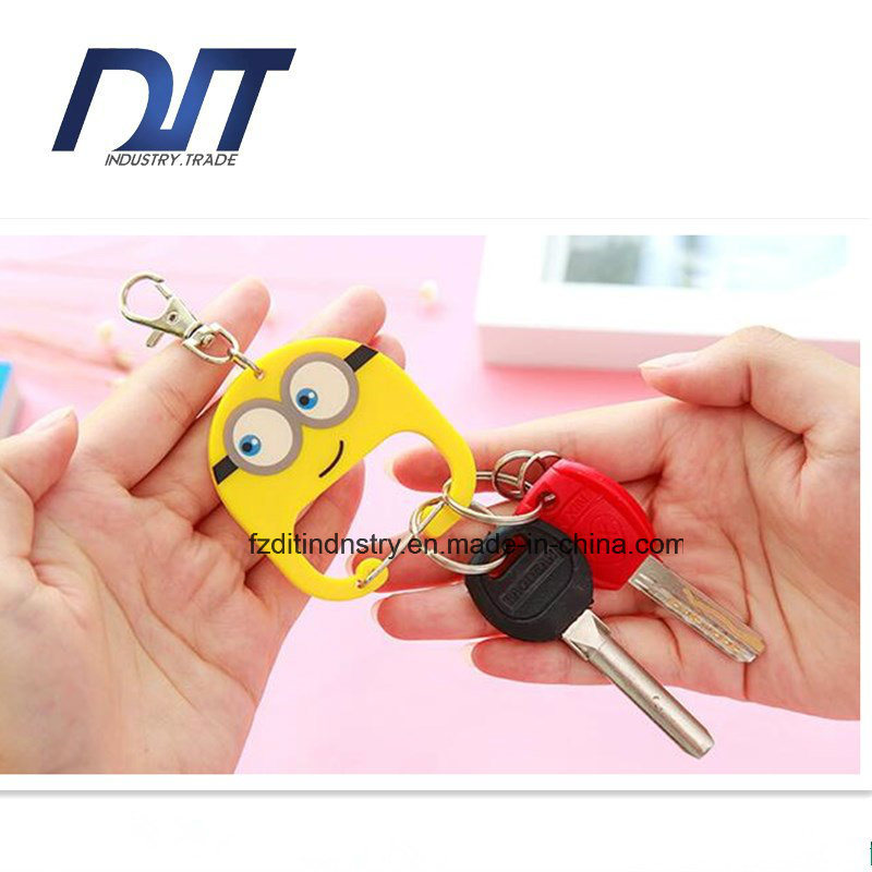 2016 Lovely Cartoon Car Key Ring Hot Sell