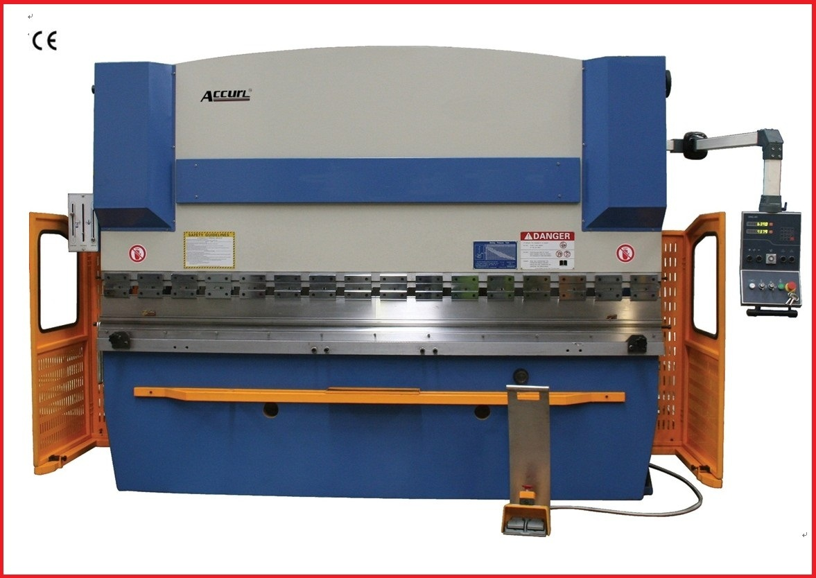 machine for bending metal