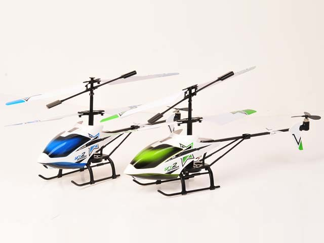 3.5CH Remote Control Toy Helicopter with Gyros Hr4040/N7p/CE/Rohs/Rtte Approval