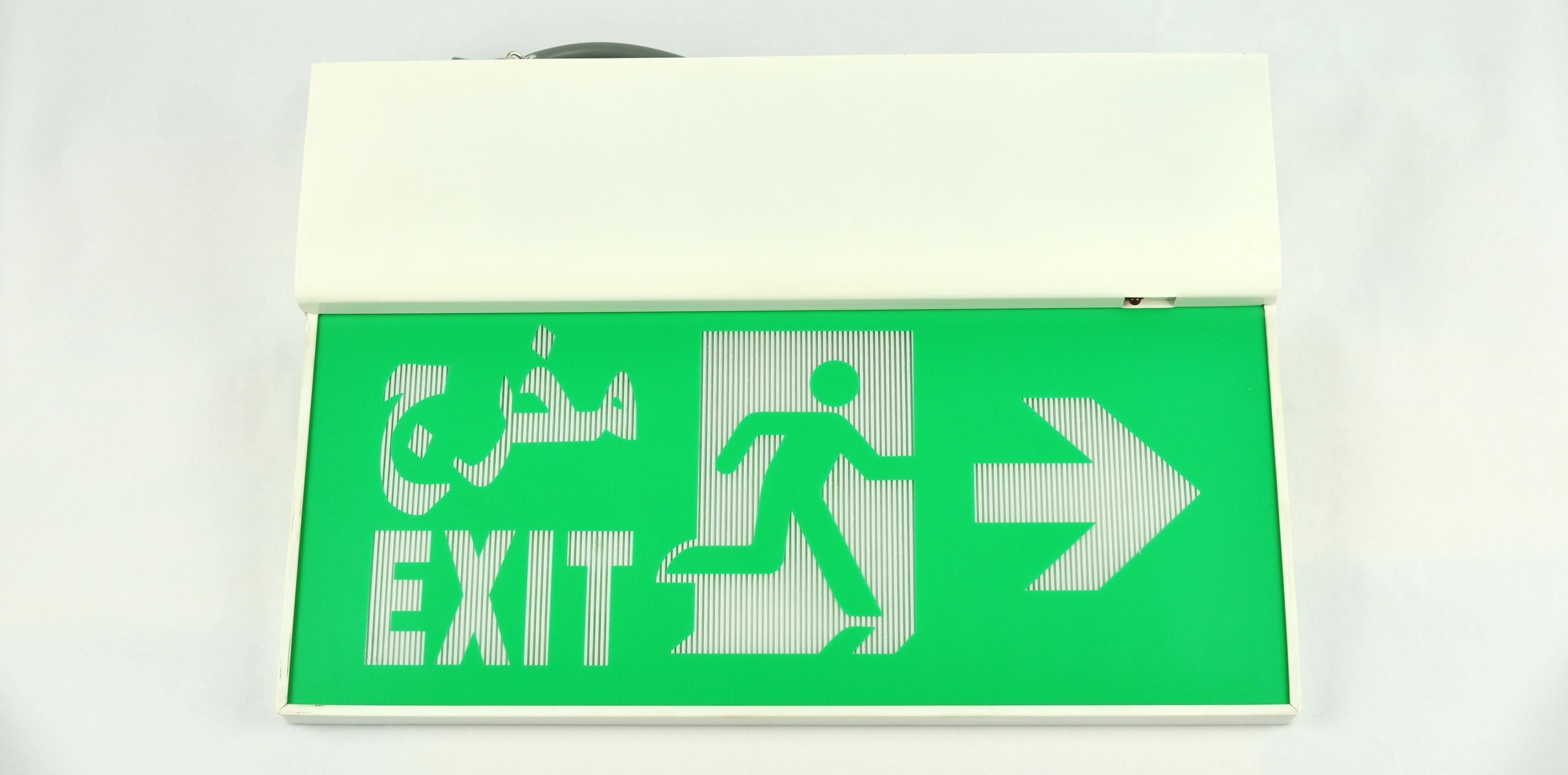 Exit Light (HK-251)