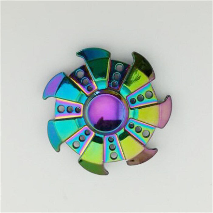2017 Hot Selling Factory Wholesale Hand Spinner Fidget Spinner