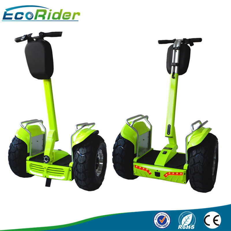 2016 Hot Sale off Road Electric Chariot, 72V 8.8ah Self Balancing Electric Scooter
