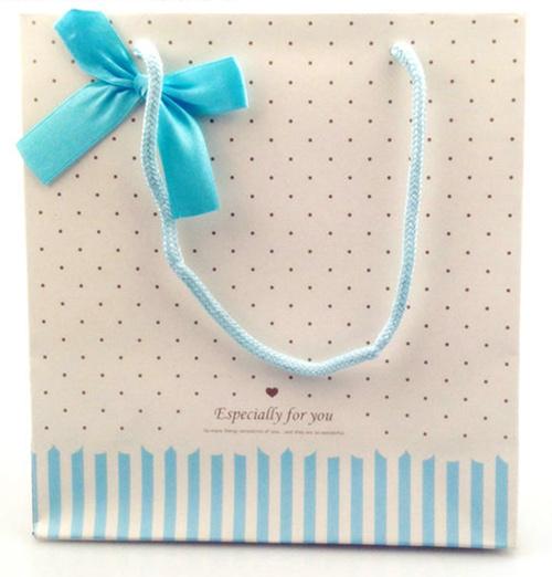 Hot Sale Custom Professional Paper Gift Bags for Shopping (FLP-8916)