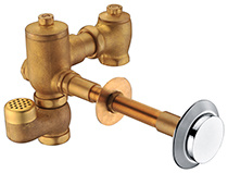 Delayed-Time Flush Valve with Hand (B-30C)