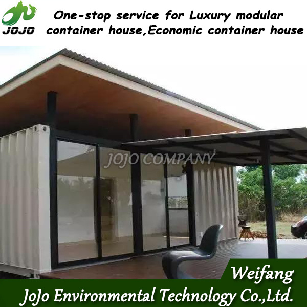 Prefab Container House for Sale (Smart type, normal type, luxury type, simple type are all available)