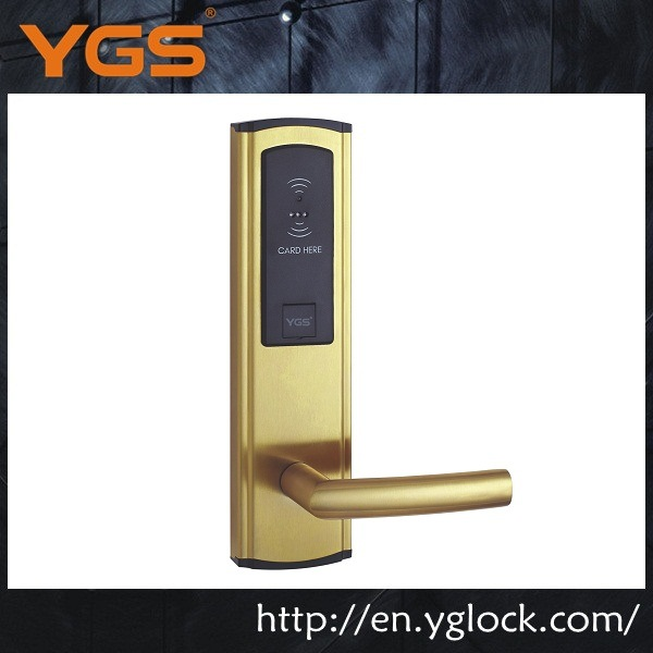Hotel Card Lock Ygs (9935)