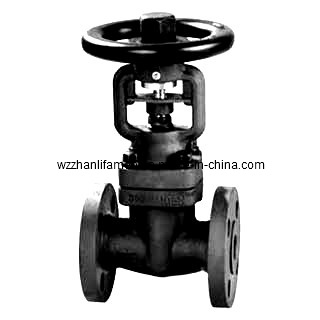 Forged Steel Bellows Seal Globe Valve (WJ41H)