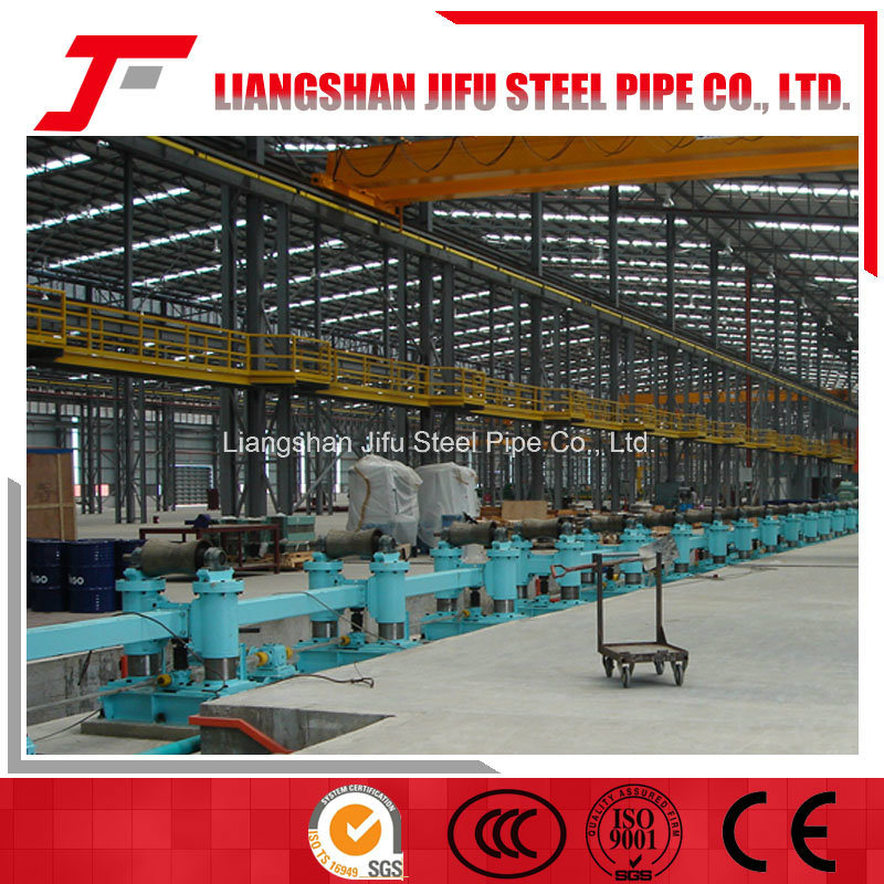 Weld Pipe Production Mill