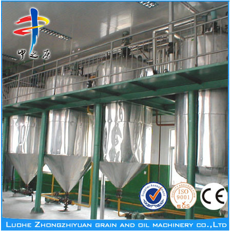 Best Sale Oil Refining Plant
