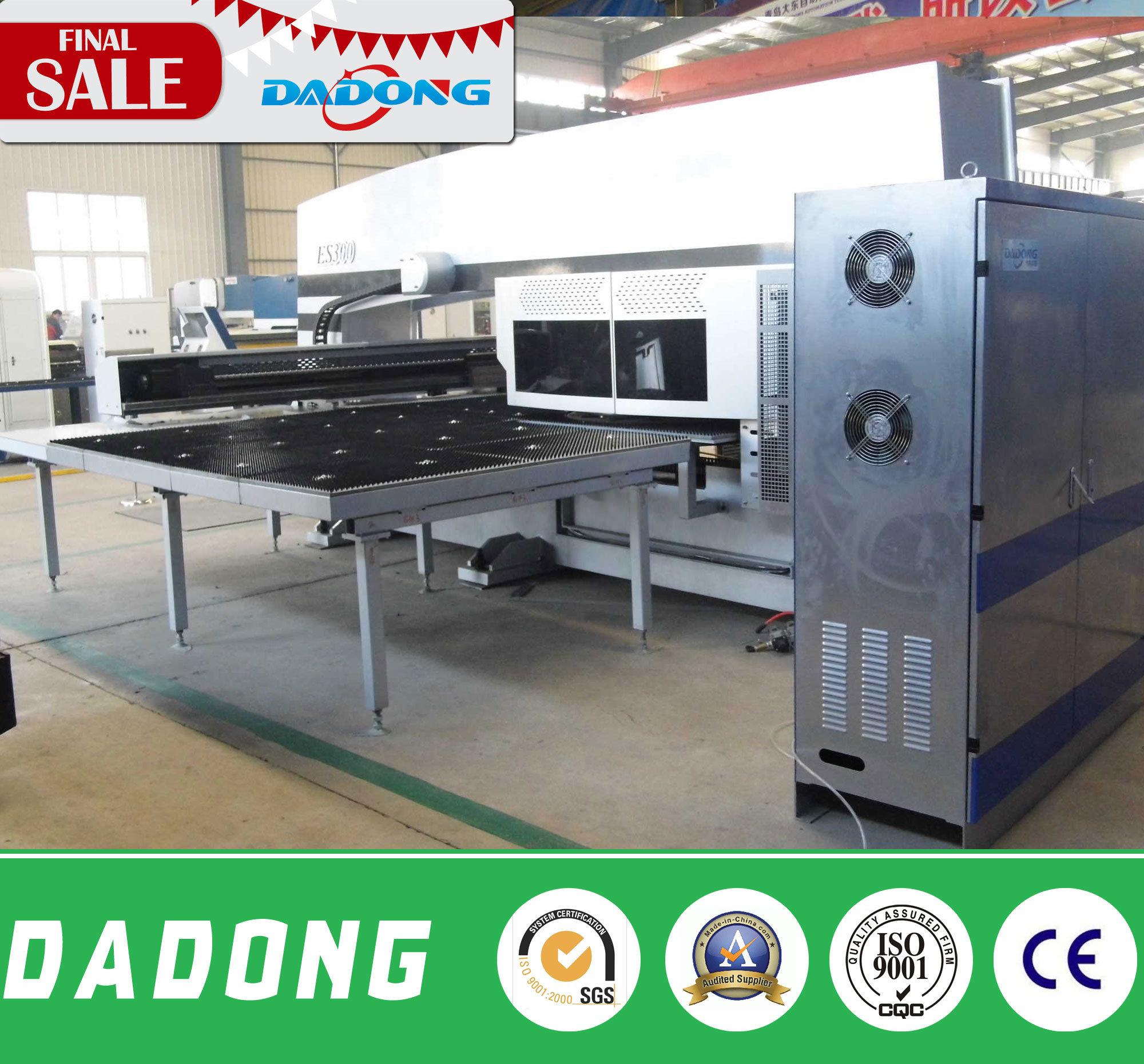 CNC Servo Turret Punching Machine /Profile Punching Machine